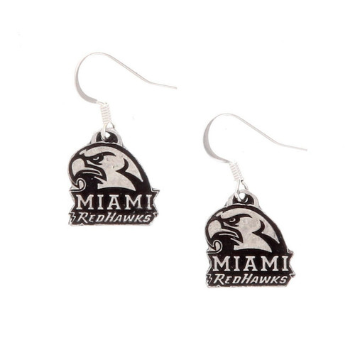 Miami University of Ohio Earrings