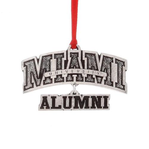 Miami University Alumni Ornament
