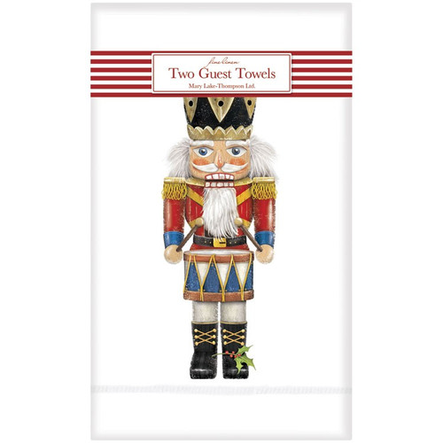 Nutcracker Classic Guest Towels