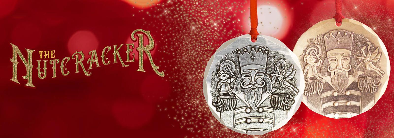 Christmas Nutcracker Ornament
