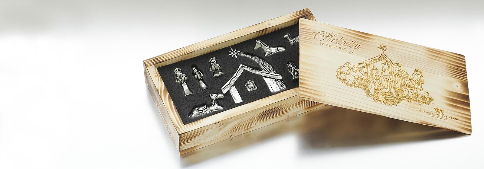 Mini Nativity Boxed Set