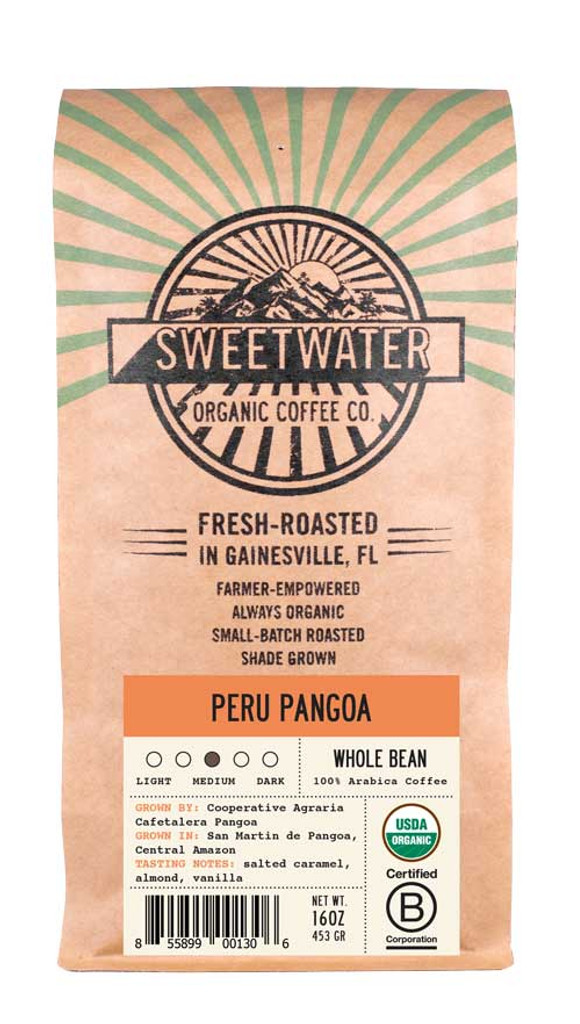 Peru Pangoa Coffee