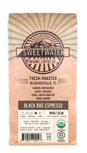 Black Dog Espresso Viennese Roast Fair Trade Organic Coffee