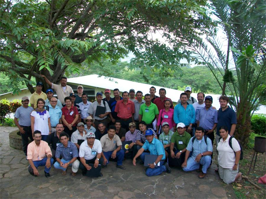 Nicaragua Group Visit