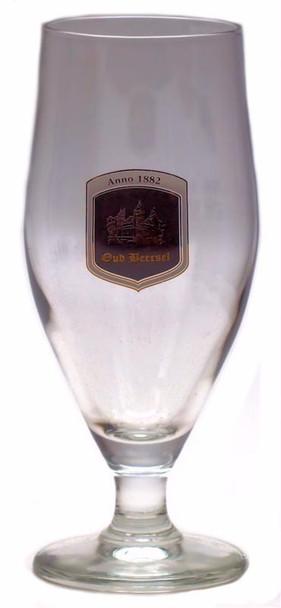 OUD BEERSEL BEER GLASS