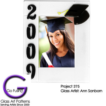 Fused Glass Photo Frames Free Projects | Go Fusing