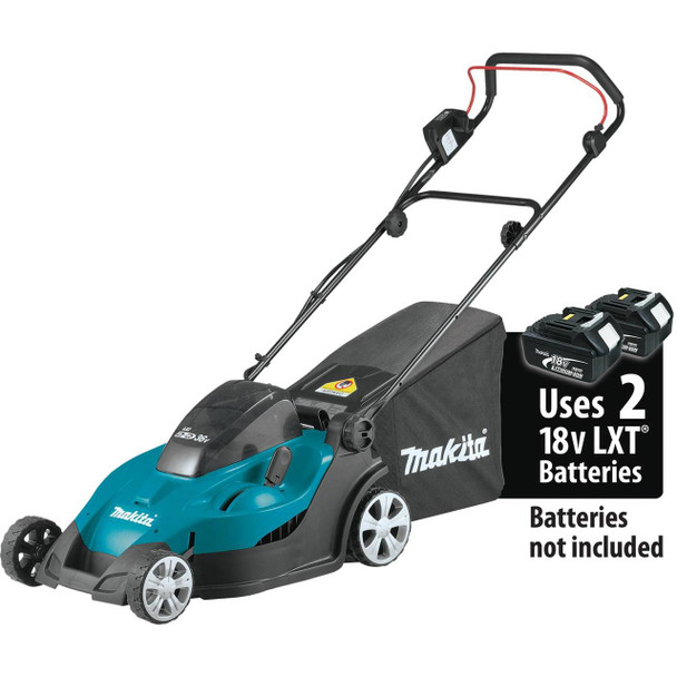 """18V X2 (36V) LXT Lithium-Ion Cordless 17"""" Lawn Mower, Tool Only"""