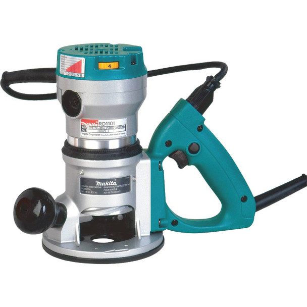 2-1/4 HP* D-Handle Router