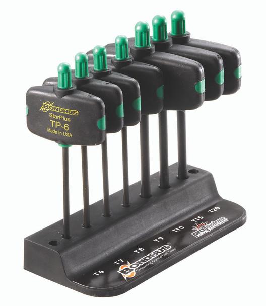 Set 7 Star Tip Wingdriver Tools T6 - T20 - 34745 - Quantity: 1