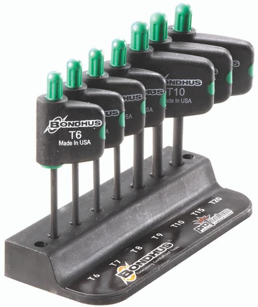 Set 7 Star Flagdriver Tools T6 - T20 - 34445 - Quantity: 1