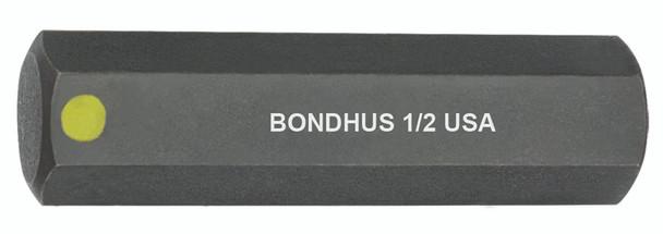 "1/2"" Prohold Hex Bit 2"" - 33216 - Quantity: 1"