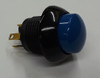 push button, raised blue, two circuit, otto, momentary, switch, P9, otto, P9-213126
