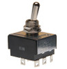3pst, 3 pole toggle switch, on off, solder terminals, 1198-S/18