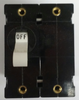 Carling Technologies Circuit breaker, 30 amp, A Series, double pole, magnetic, screw terminals, single handle AB2-B0-34-630-5B1-C