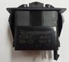 V2D2S00B,  switch, marine, auto, rocker, momentary on-off, single pole, sealed, Carling, V Series, no lamps