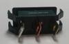 oslo, rocker switch, high inrush, off momentary on, illuminated, 12 volt lamp, green CRSL4H12V4M9