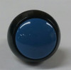 Otto P3-D211126. Push button switch. blue raised dome button. Normally open.