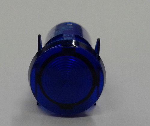 3150-4-00-57650 Solico 125 volt Neon Blue Round Indicator Light