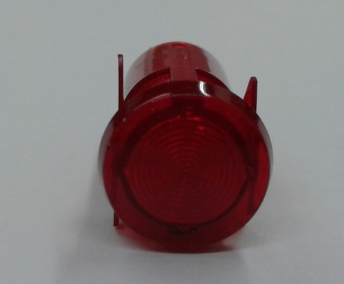 3150-4-00-57610 Solico 125 volt Neon Red Round Indicator Light