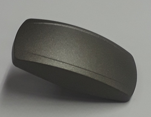 VVPZE00-000, Carling, pewter, laser etchable, rocker switch actuator, V series, Contura V,  468-12184-003