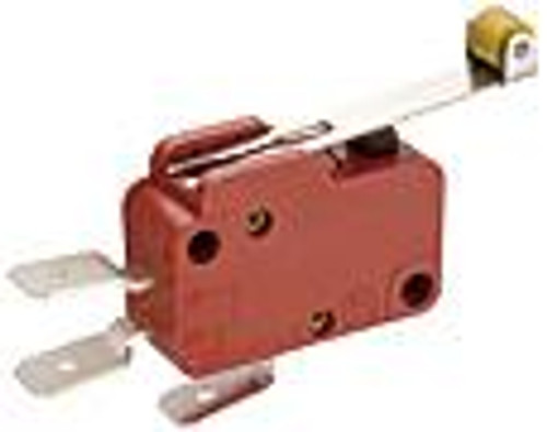 Marquardt Snap Action Switch 1006.1401,  1 normally open & 1 normally closed, roller lever