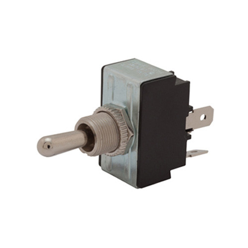1193-Q/20 XJ Reversing Double Pole Toggle Switch, Spade terminals