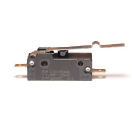 EMB Snap Action Switch 303-9054, normally closed, simulated roller lever