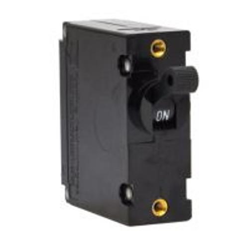 Carling Technologies Circuit breaker, 7.5 amp, C Series, single pole, magnetic, 10-32 threaded stud, CA1-B0-16-475-121-C