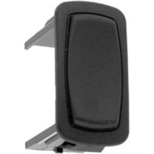 LH1 Carling L Series Rocker Switch Panel Hole Plug, Black