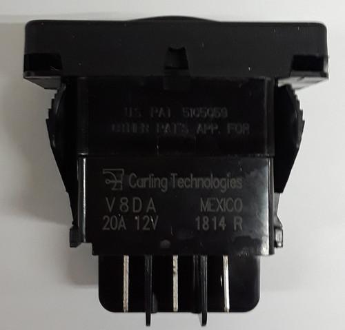 Switches - Rocker - V Series - V-Series Switch Body - V