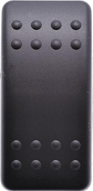 Carling, Actuator, V series, cap, rocker, black, no lens, 464-11061-004, VVAZC00-000