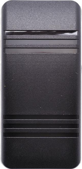 Carling, soft black, no lens, switch cap, actuator, v series, Contura III, VVCZB00-000