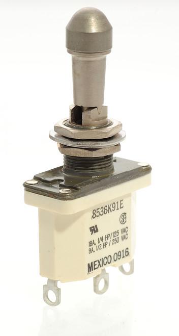 8536K91E Environmentally Sealed Locking Toggle Solder Terminals