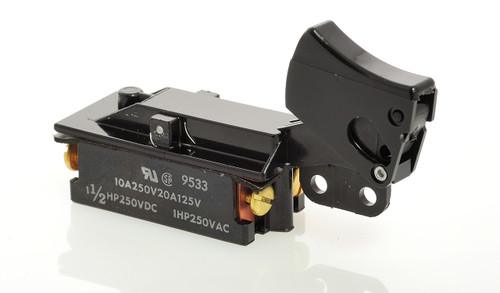 Trigger Switch, Eaton Cutler Hammer, Industrial, power tool switch, tool switch, circular saw switch,