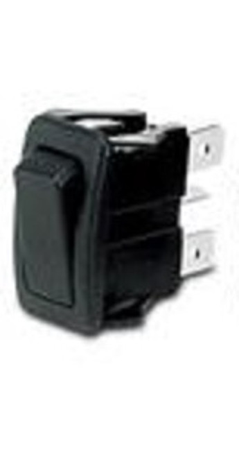 Otto sealed rocker switch, momentary on - off, K1 series, single pole, K1ABCAAAAA