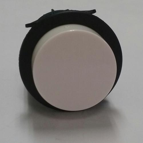 e switch, push button, off momentary on, white button, single pole, PR144C1200