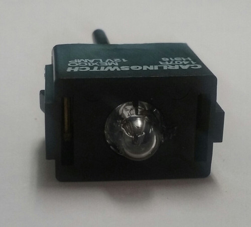 VP series, indicator light, Contura, Carling, lamp module, assembly