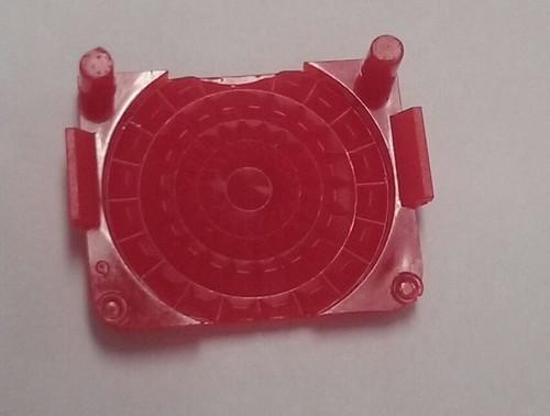 VP series, indicator light, Contura, Carling, red lens, assembly