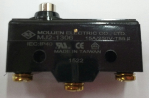 snap action switch, micro switch, raised button actuator, Z-15GD-B, 54-424, TM-1306, BZ-2RD-A2, low profile, over travel, limit switch, enclosed, E47BMS02, MJ2-1306, screw terminals, normally open & normally closed,