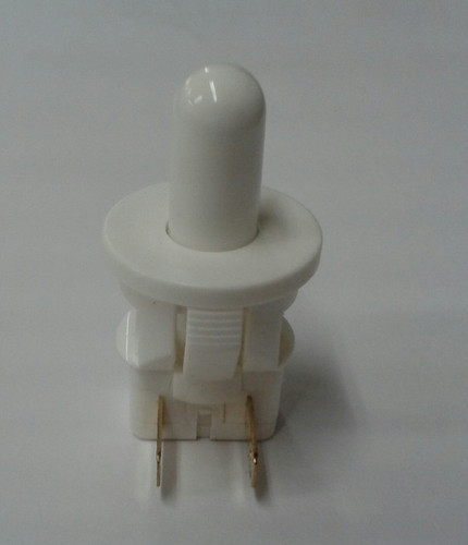 Emb White Plunger Switch 811 9016 Normally Closed