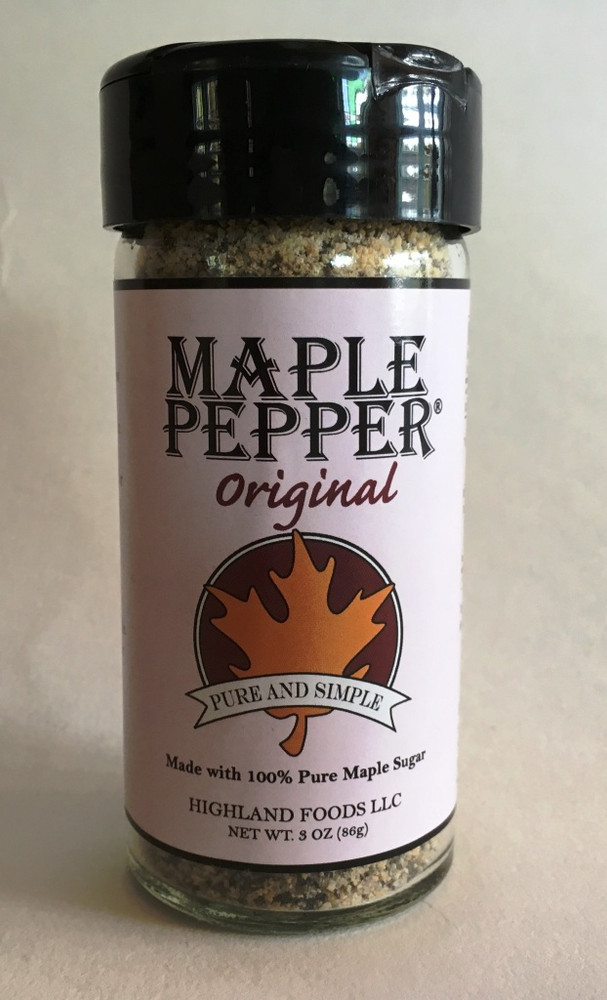 Maple Pepper