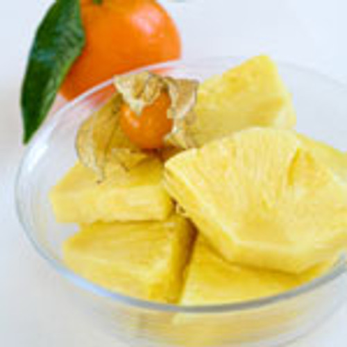 Iced Pineapple & Tangerine Lip Balm