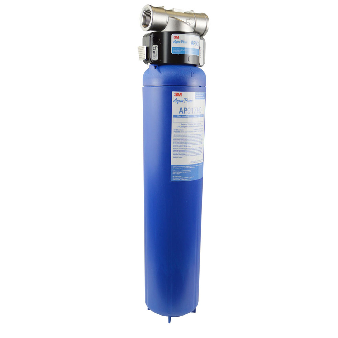 3M Aqua Pure AP903 Whole House SedimentChlorine Filter System