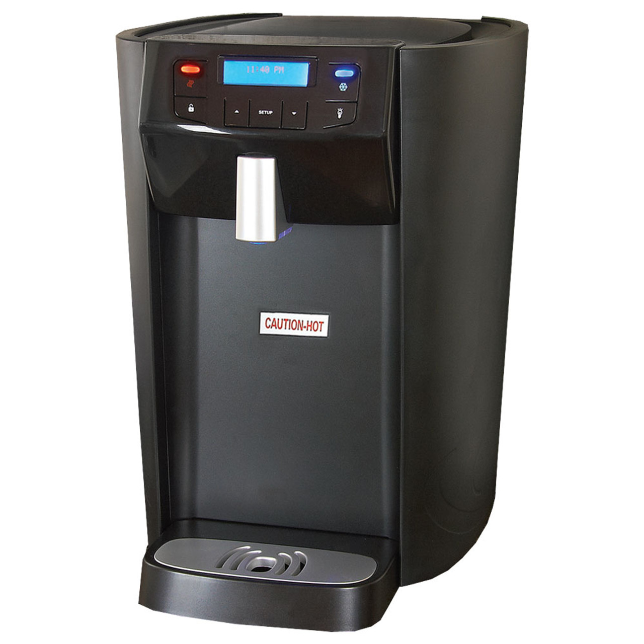 countertop water cooler three taps countertops dispensers cold dispenser mini room hot