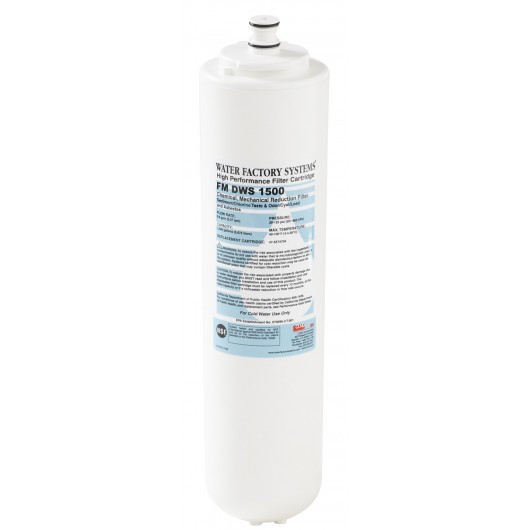 Water Factory 47-5574704 FaucetMate Filter For FM 1500 DWS