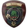 Clan Crest Plaque small