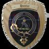 Clan Crest Plaque Large 10x12