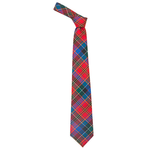 Hay and Leith Modern Tartan Tie