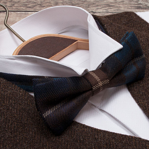 Made to Order Tartan Bow Tie