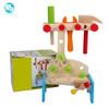 Wood Work Bench Toy Set